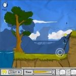 Игра Harry Stick Journey