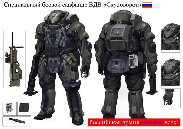 Будущие войска России