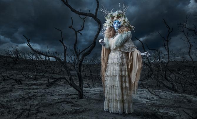 Фотограф - Tim Tadder