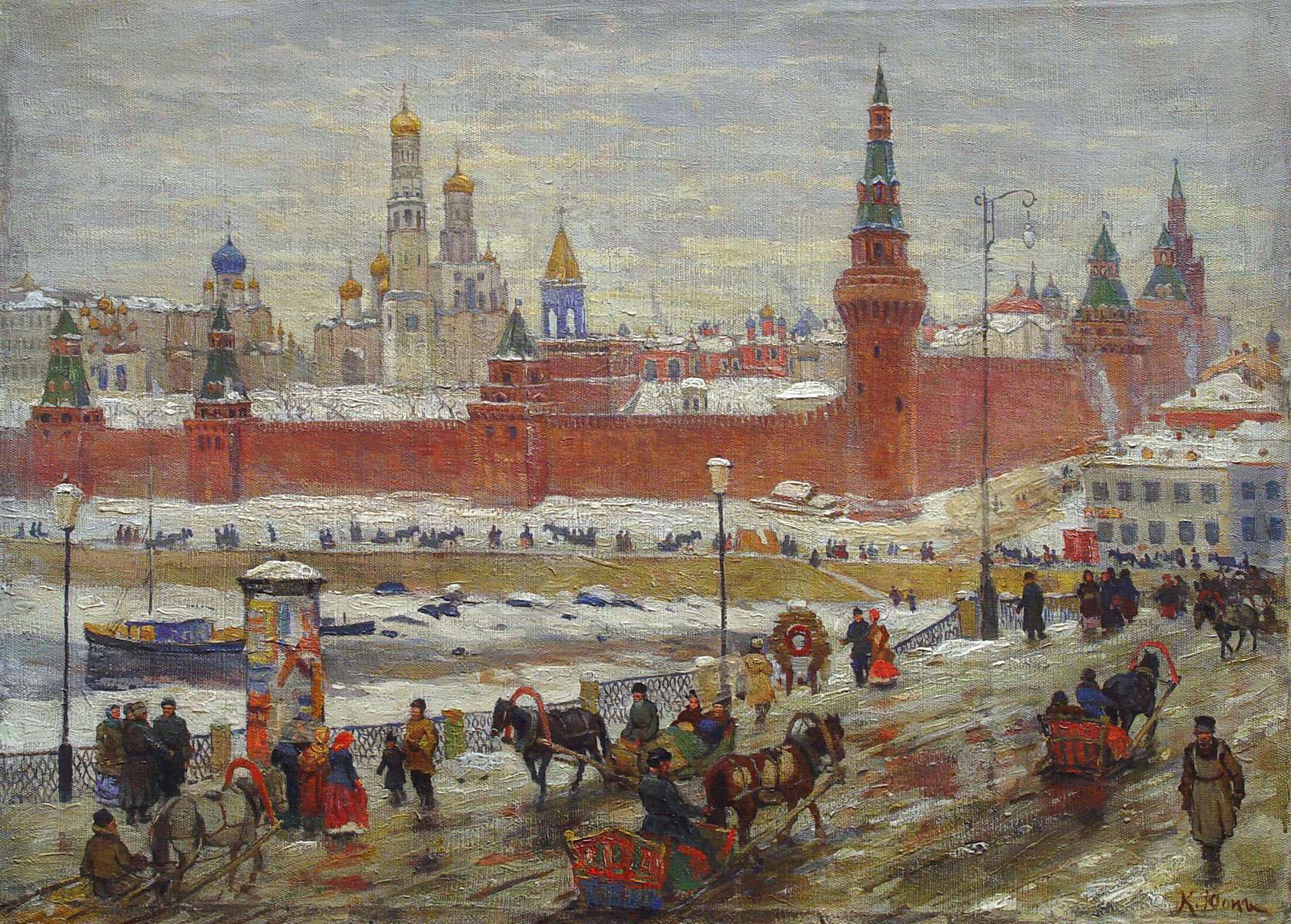 7 интересных фактов о Москве