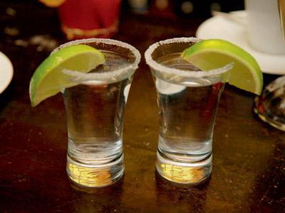 Алкогольные напитки в порядке увеличения их вредоносности