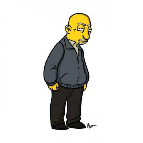 Во все тяжкие vs Симпсоны