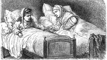 Как наши предки спали по два раза за ночь