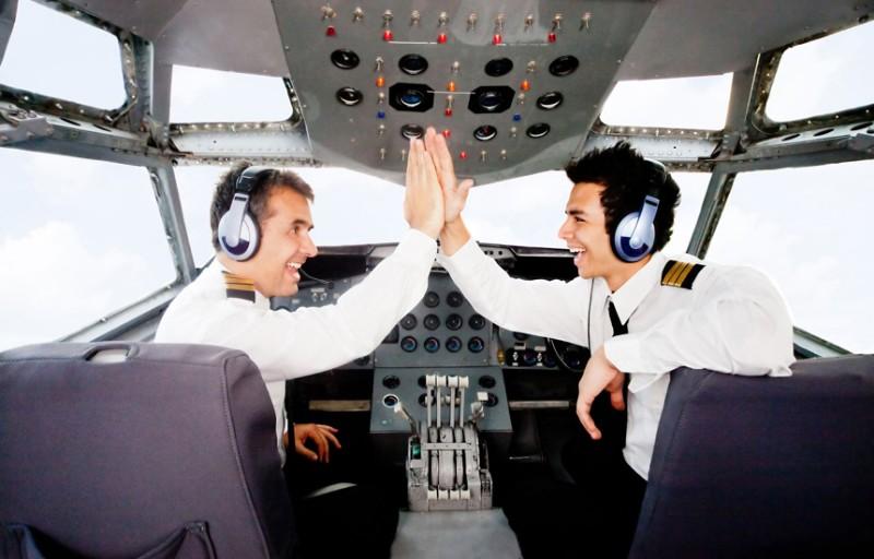 Лучшие шутки пилотов гражданской авиации