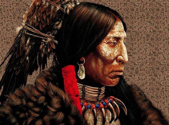 Высказывания вождей индейских племен