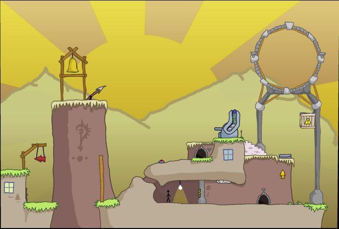 Игра-головоломка Hapland 3