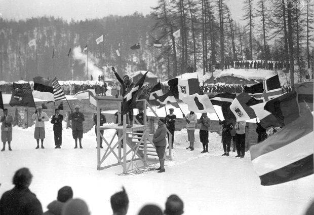 Первая Зимняя Олимпиада