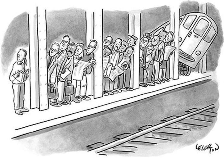Категории пассажиров метро