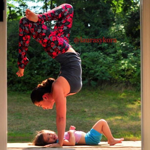 Инструктор по йоге