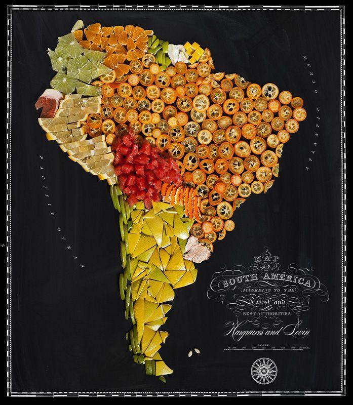 Аппетитные страны