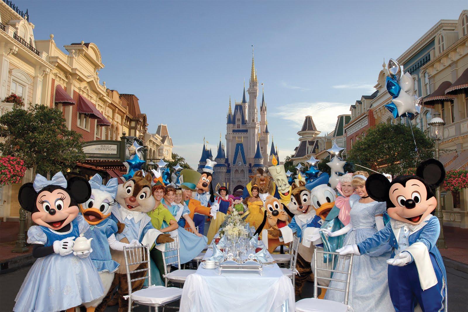 Откровения работника Disney World