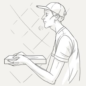 Как все устроено - Доставка пиццы