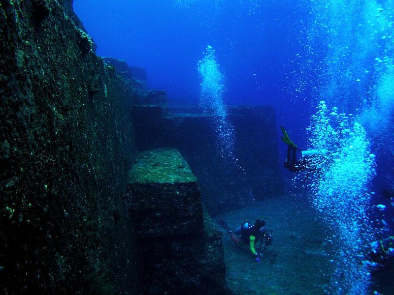 Пять невероятных подводных городов