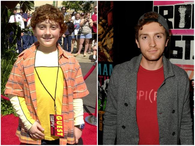 Дети Голливуда тогда и сейчас