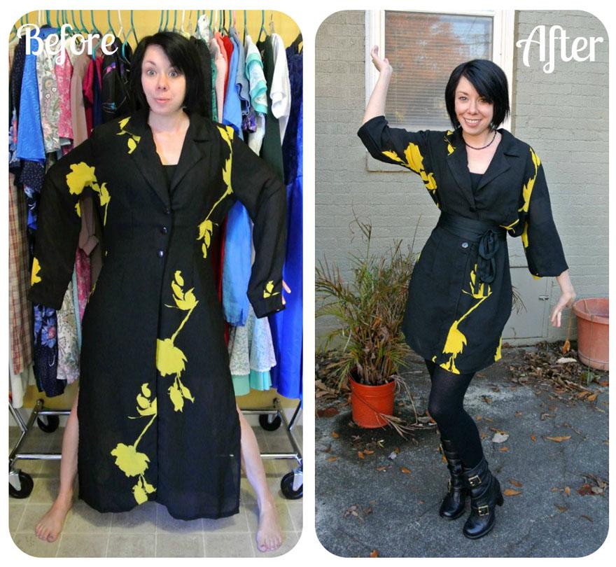 Как перешить платья своими руками 944
