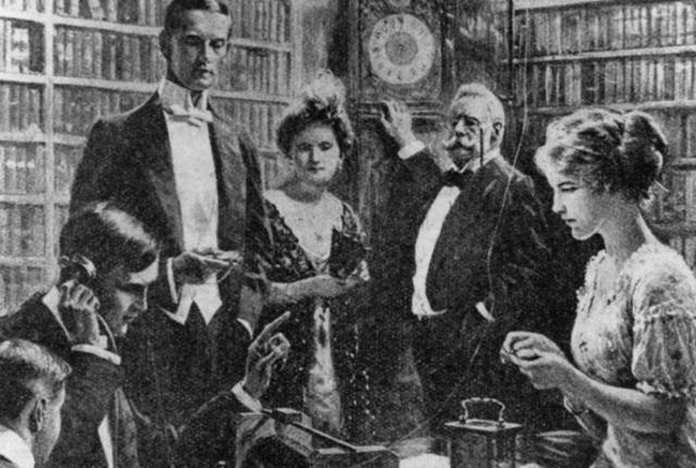 5 удивительных научных экспериментов столетней давности