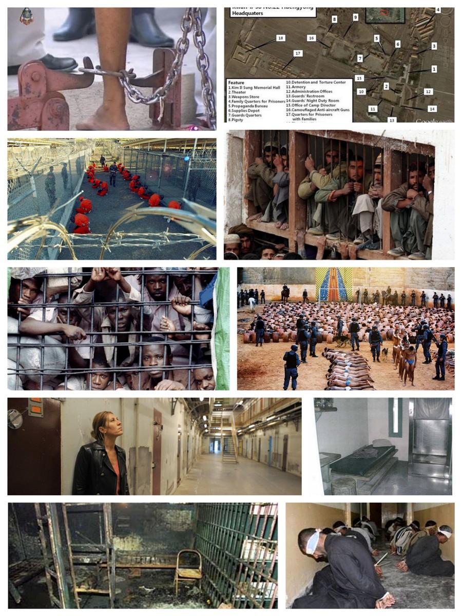 10 самых опасных тюрем
