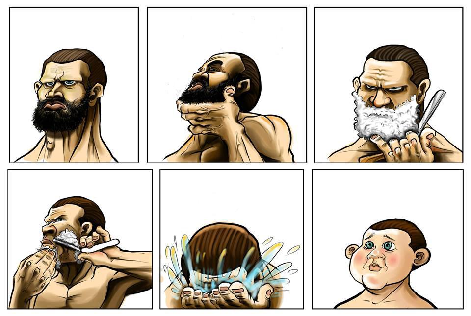 Почему нельзя брить бороду