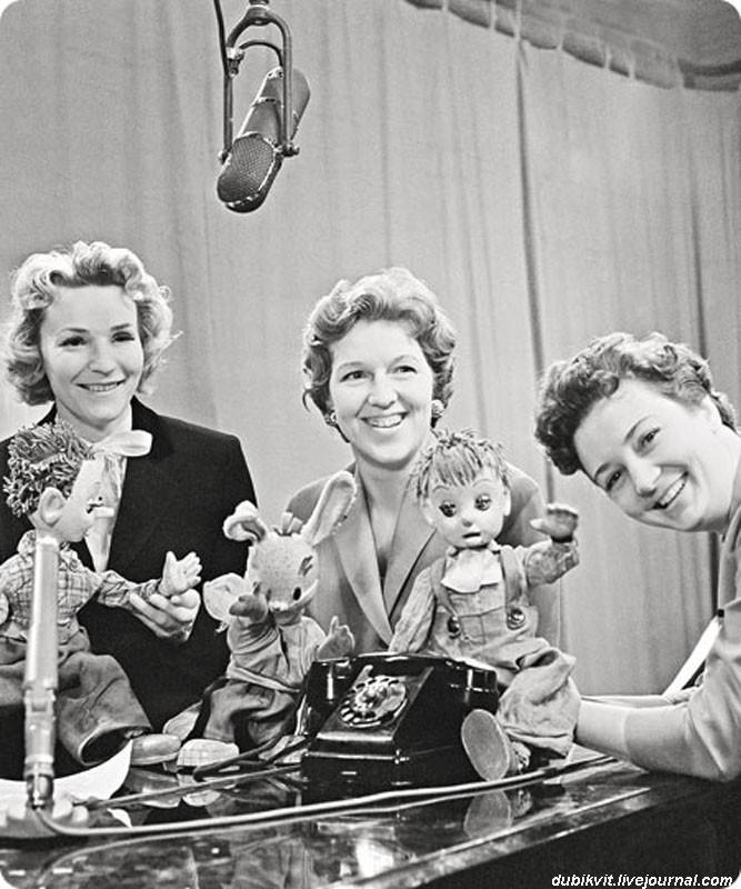 50 лет программе Спокойной ночи малыши