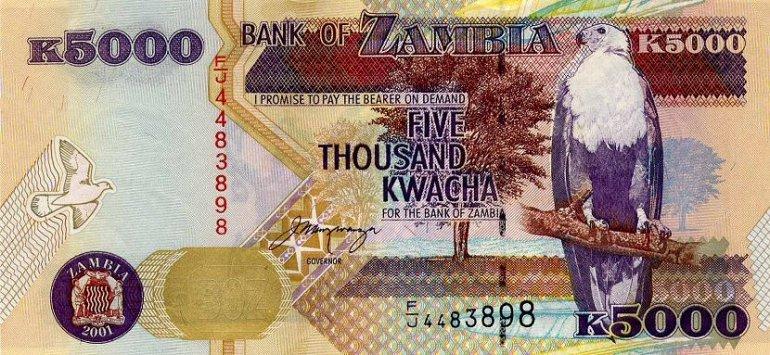 10 самых дешевых валют в мире