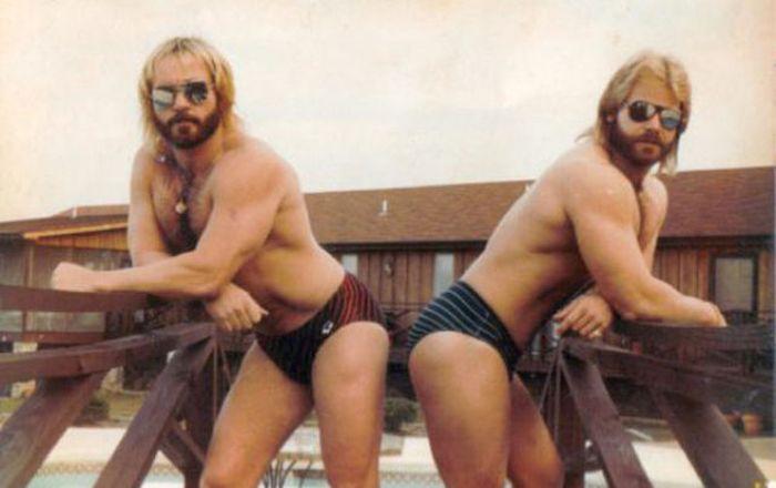 Крутые парни из 80х