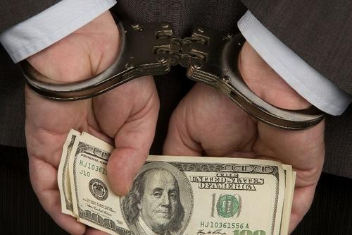 Страшилка для коррупционеров