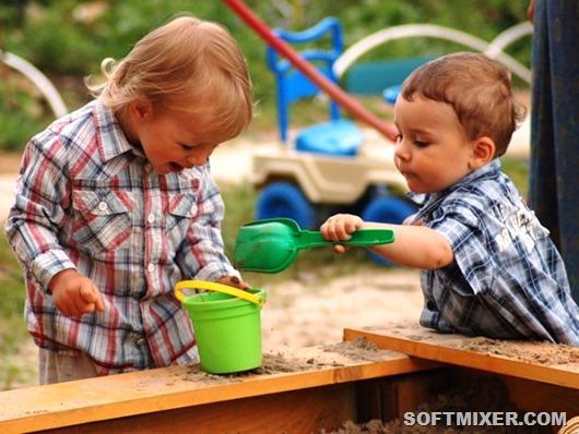 Дети про детский сад
