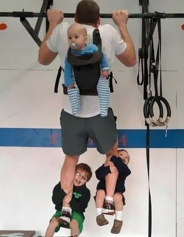 Как стать самым лучшим отцом на свете
