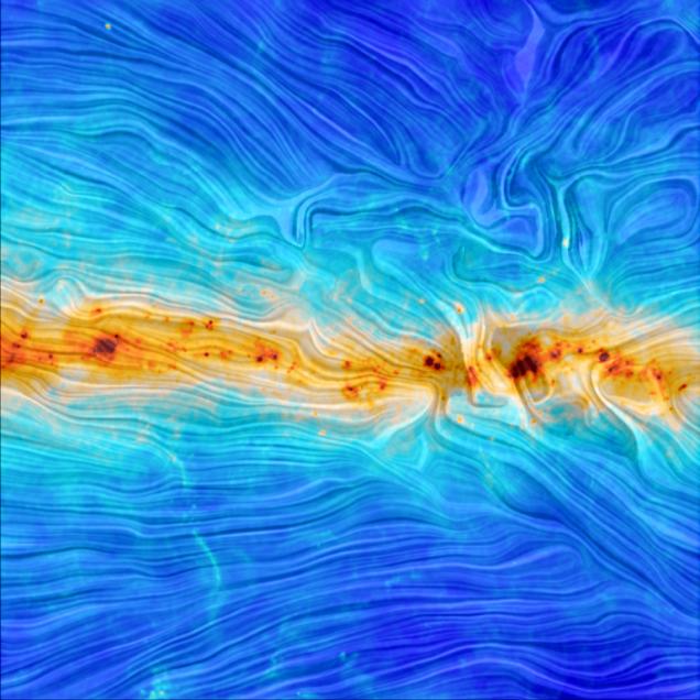 Самые интересные научные изображения 2014 года