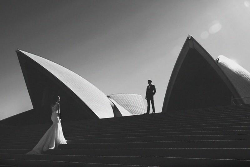 Лучшие свадебные фотографии 2014