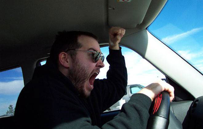 10 способов вывести автомобилиста из себя