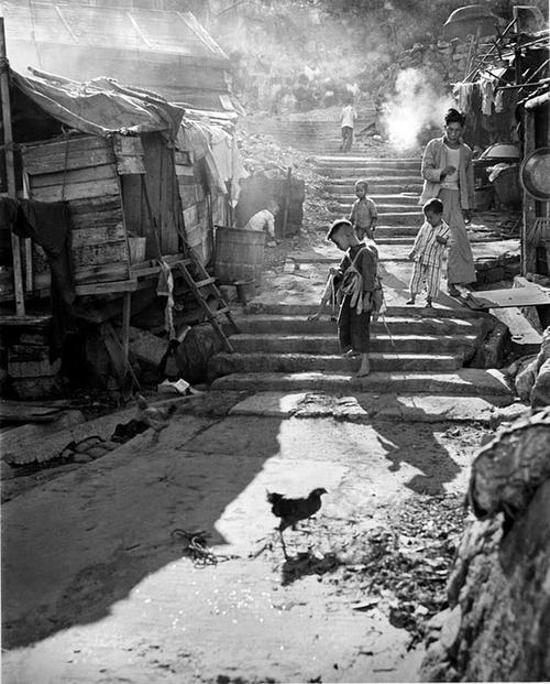 Гонконг середины прошлого века