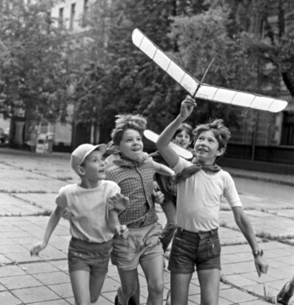 Дворы нашего детства