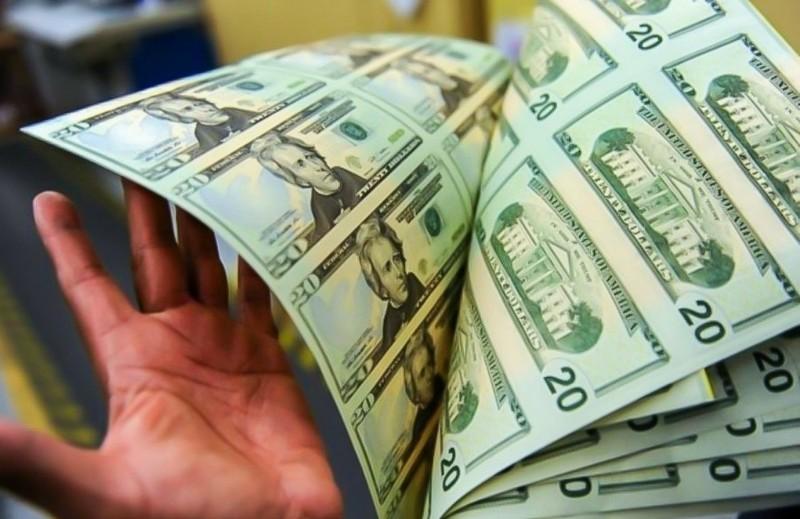 Как изготовливают доллары