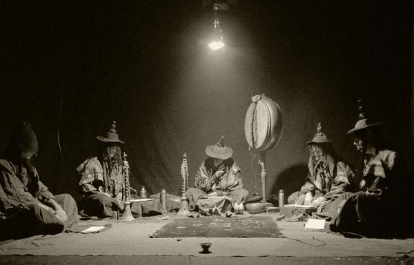 ПХУРПА - тибетская ритуальная музыка или тибетское тантрическое пение