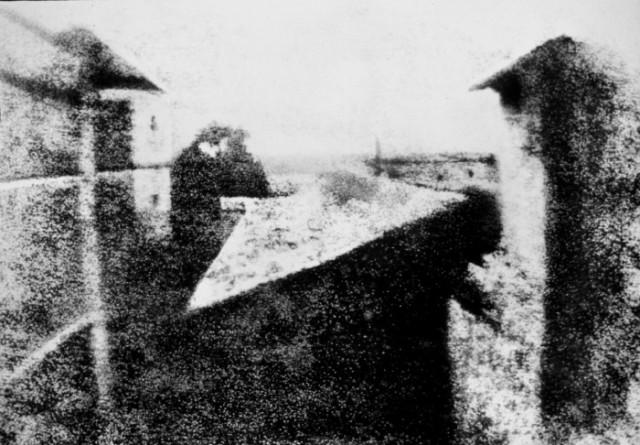 Известные исторические фото в миниатюре