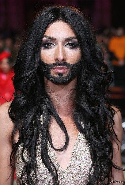 Девочка с бородой