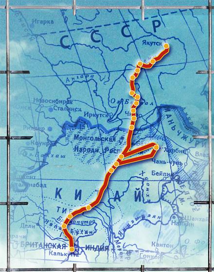 История эпического побега из ГУЛАГа в Тибет