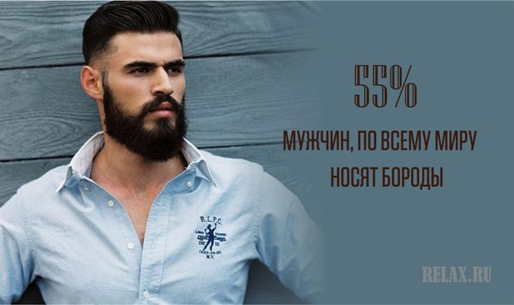 17 фактов о бороде