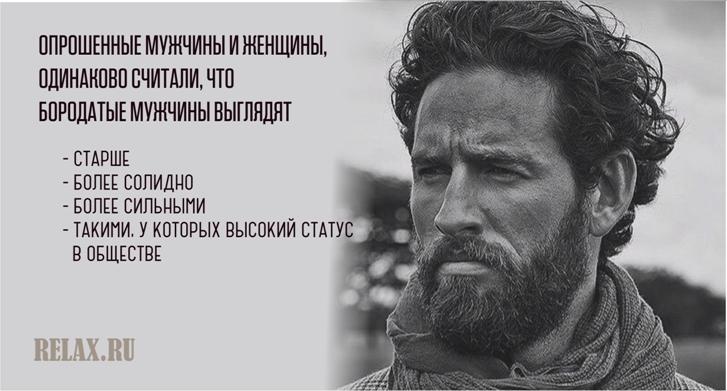 Интересные факты о бороде 13 фото