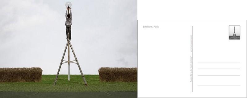 Реконструкция известных фотогарфий