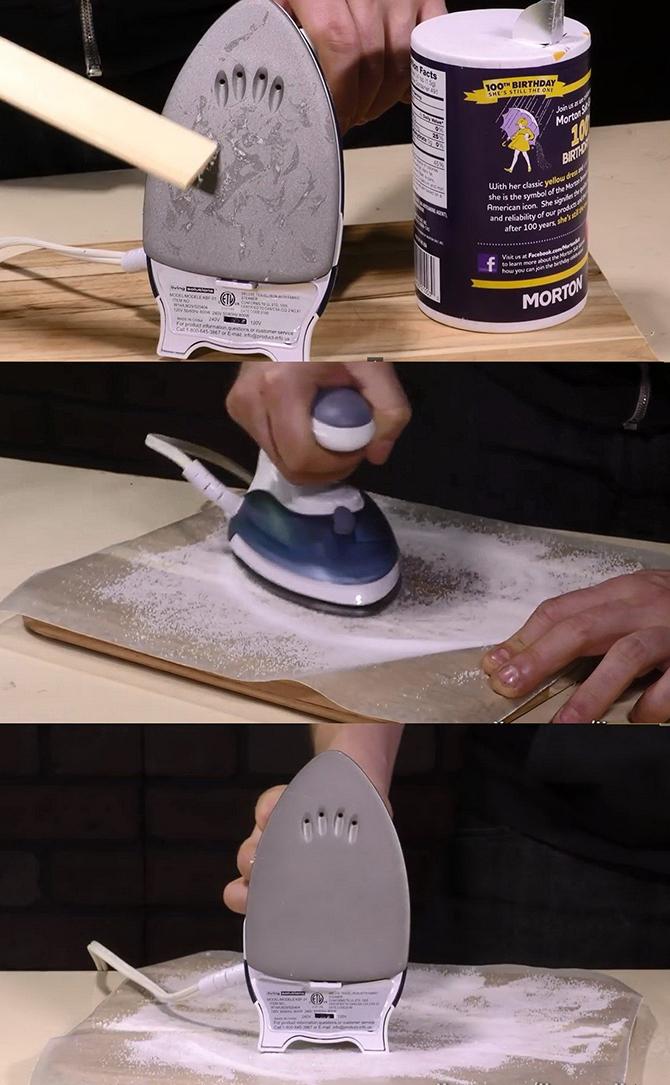 5 неожиданных применений соли в быту