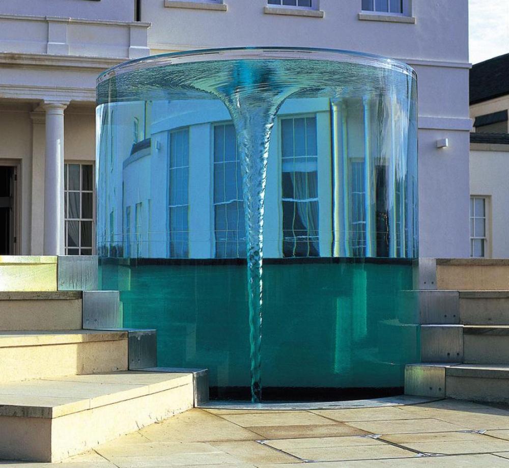 10 самых интересных фонтанов мира