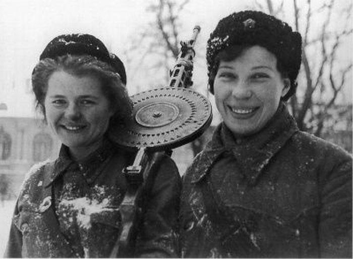 Женщины на войне правда о которой не принято говорить