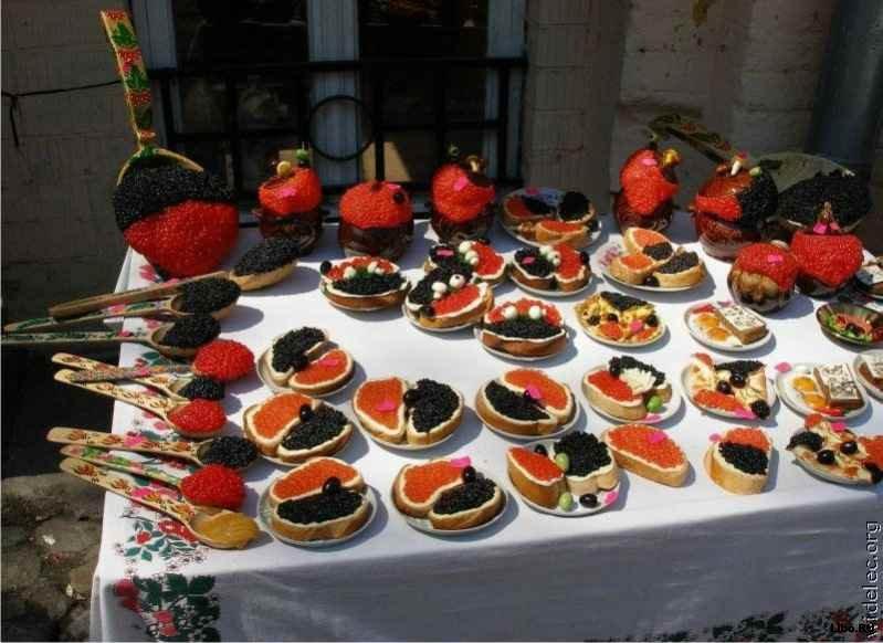Вкусная и смешная еда)))