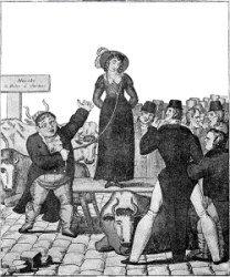 Развод в старой Англии