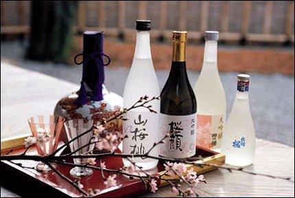 Интересное о саке