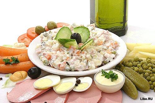 А кто создал, и когда появился, этот салат знают не все. ab.