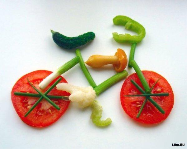 Обычные овощи