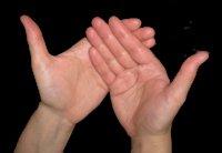 Очередное шаманство - Мудры на пальцах или как правильно гнуть пальцы